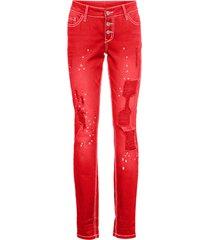 pantaloni (rosso) - rainbow