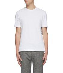 four bar cotton t-shirt