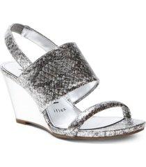 anne klein gently dress sandals