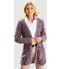 vest paola berry::oudroze::taupe