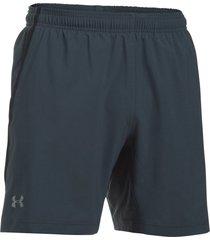 pantaloneta para hombre under armour-gris