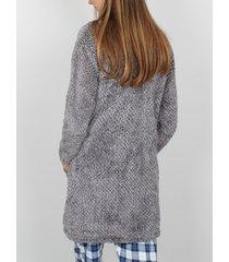 pyjama's / nachthemden admas loulou winter loungejas