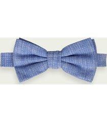 scotch & soda cotton-linen blend bow-tie