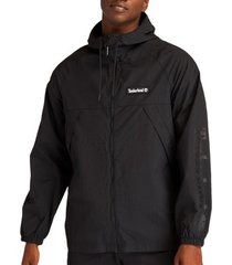windjack timberland yc windbreaker full zip jacket