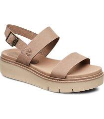 safari dawn 2 band sandal shoes summer shoes flat sandals beige timberland
