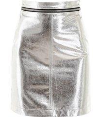 philosophy di lorenzo serafini mini skirt with zip