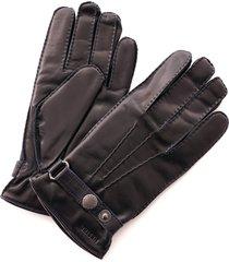 hestra navy jake gloves |navy| 23530-280