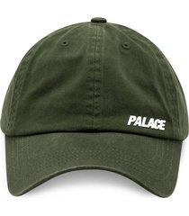 palace strap 6-panel cap - green