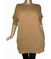 sweater  camel vindaloo cashmere