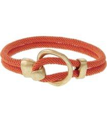 the sak corded toggle bracelet