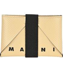 marni origami credit card case
