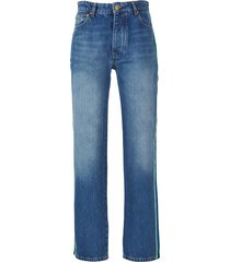 colored bell bottom jeans