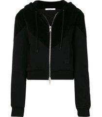 classic track hoodie