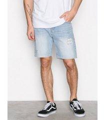 dr denim bay shorts shorts light blue
