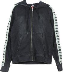 hoodie zip jeans banda bredei