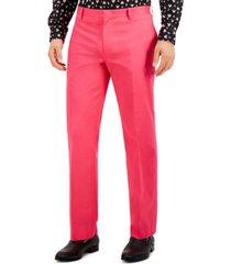inc international concepts men's carmichael slim fit pants, created for macy's