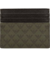 emporio armani eze credit card holder