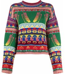 keep in touch sweater