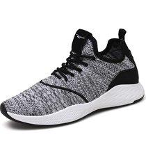 sneakers running sportive traspiranti con lacci
