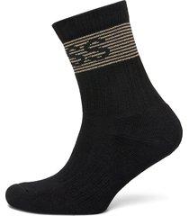 qs rib shine logo cc underwear socks regular socks svart boss
