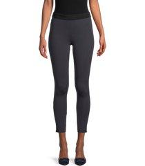 james perse women's cropped leggings - mine - size 0 (xs)
