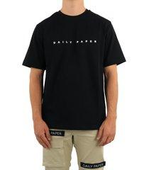 alias t-shirt zwart
