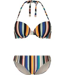 bikini dreamland push up multicolor
