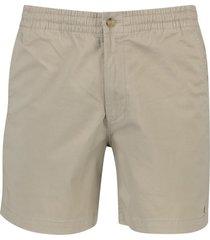 beige shorts ralph lauren