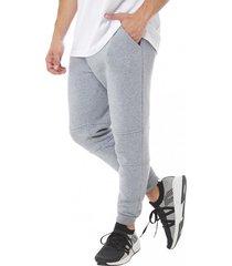 jogger buzo gris corona