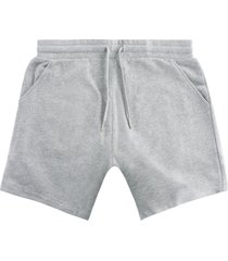farah vintage durrington shorts | grey | f4hsb077-042
