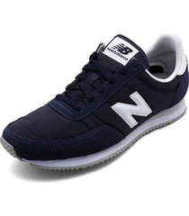 tenis lifestyle azul navy-blanco new balance 720