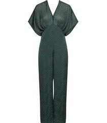 vaal jumpsuit 11240 jumpsuit groen samsøe samsøe