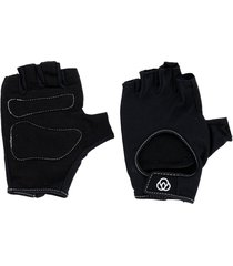 guante fitness gloves iii negro body & soul
