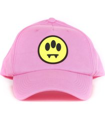 barrow bubble cotton hat with smile