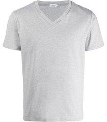 filippa k lycra v-neck t-shirt - grey