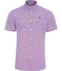 camisa masculina rattle - roxo