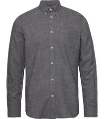 frederik overhemd casual grijs by garment makers