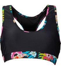 reggiseno bustier per bikini (nero) - rainbow