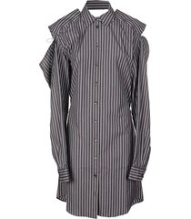convertible shirt dress