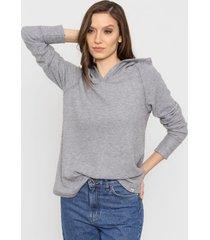 sweater gris sail gala