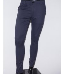 pantalón azul wintertex chino