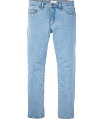jeans elasticizzati regular fit straight (blu) - john baner jeanswear