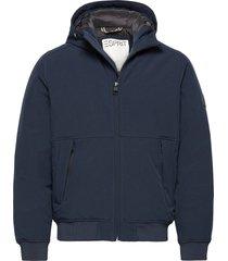 jackets outdoor woven bomberjack jack blauw esprit casual