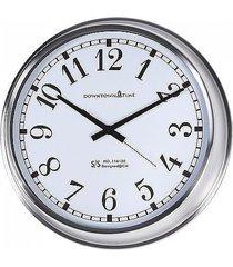 zegar metalowy downtown