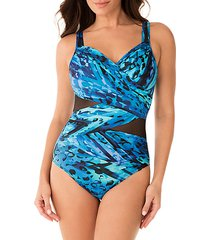 turning point madero one-piece swimsuit