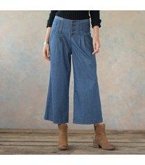 bethany crop pants - petites
