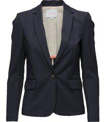 suit jacket blazer kavaj blå coster copenhagen