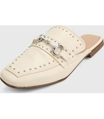 slipper beige zatz