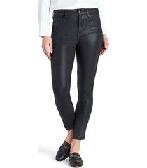 women's sam edelman the stiletto coated ankle skinny jeans