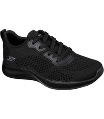 zapatos mujer  bobs squad 2 - social space negro skechers